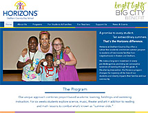 Horizons Greater Boston