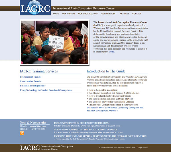IACRC website