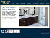 Robinson and Thayer Custom Home Builders