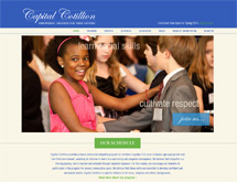 Capital Cotillion social dance and etiquette