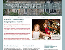 cleveland park congregational church